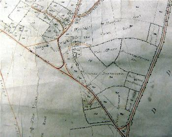 Lynch Hill and The Lynch in 1798 [MA98-1]